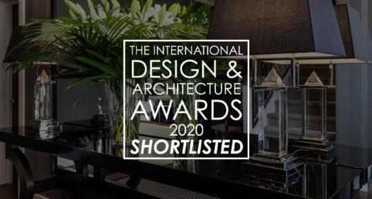 THE INTERNATIONAL DESIGN AWARDS 2020