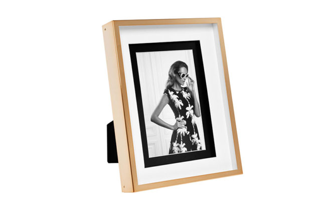 GRAMERCY PICTURE FRAME – rose gold Product Image