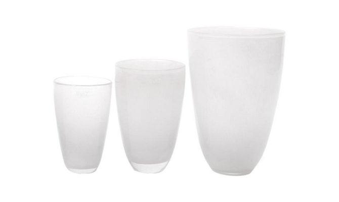 Flowervase White Product Image
