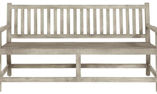 Oxford Park Bench Product Image