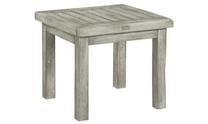 Vintage Outdoor Side Table Product Image