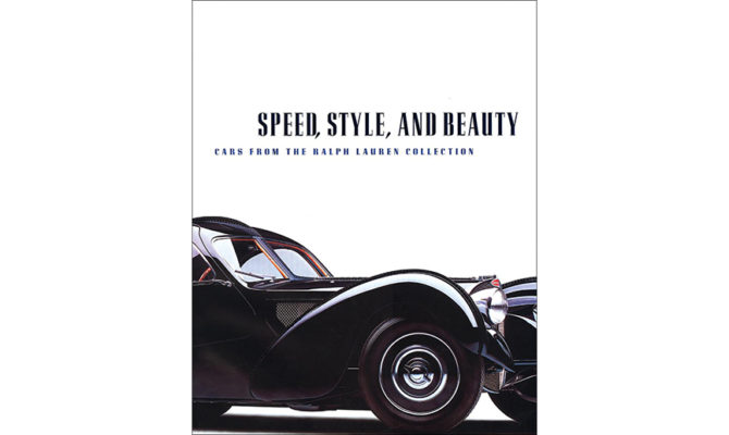 Ralph Lauren – Speed Style & Beauty Book Product Image