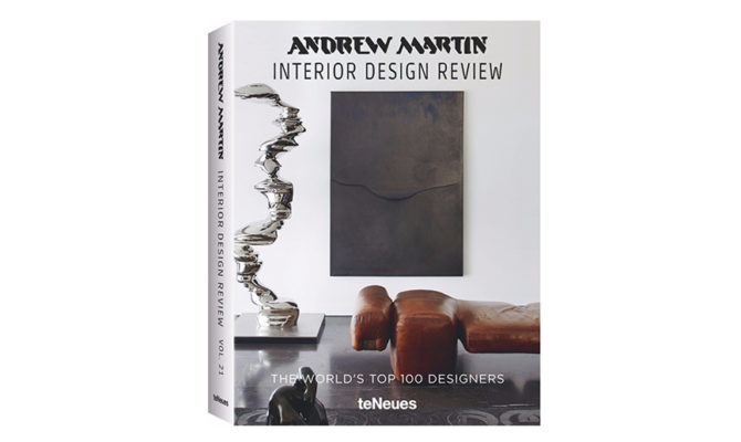 ANDREW MARTIN INTERIOR DESIGN REVIEW – VOL 21 Product Image