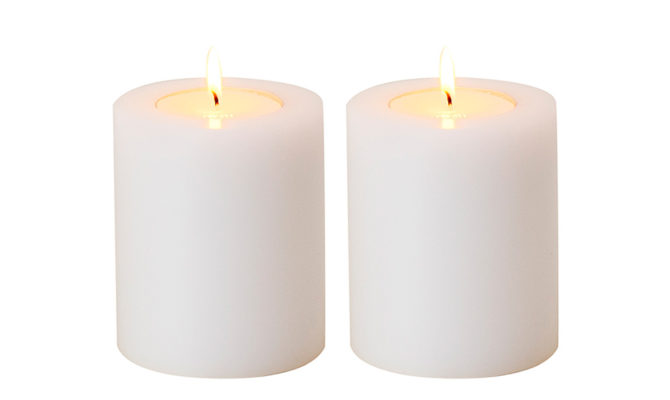 Artificial Candle Product Image