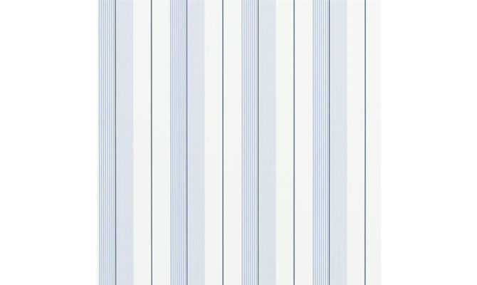 Aiden Stripe – Blue / Navy / White PRL020 07 Product Image