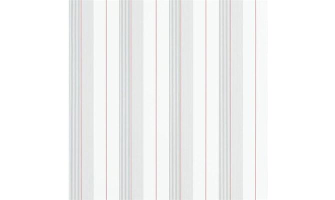 Aiden Stripe – Granite / Red PRL020 13 Product Image