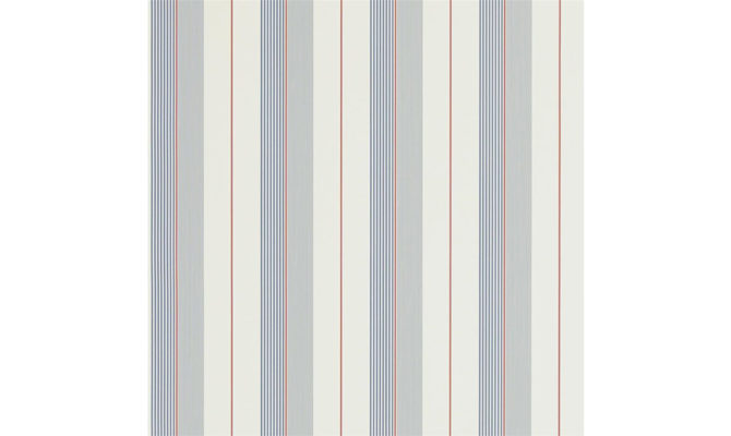 Aiden Stripe – Navy / Red / Cream PRL020 01 Product Image