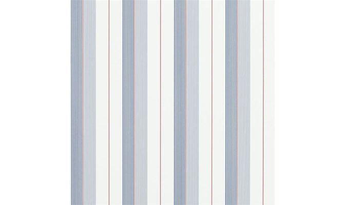 Aiden Stripe – Navy / Red / White PRL020 06 Product Image