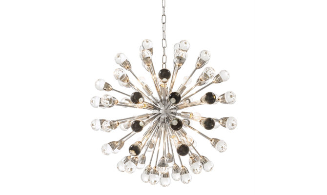 ANTARES CHANDELIER LARGE NICKEL Product Image