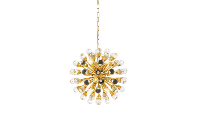 ANTARES CHANDELIER SMALL GOLD Product Image