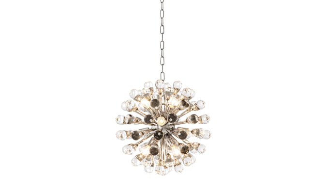 ANTARES CHANDELIER SMALL NICKEL Product Image