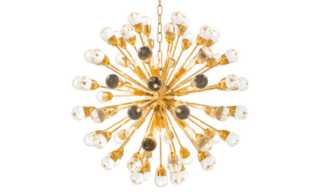 ANTARES CHANDELIER LARGE GOLD Product Image