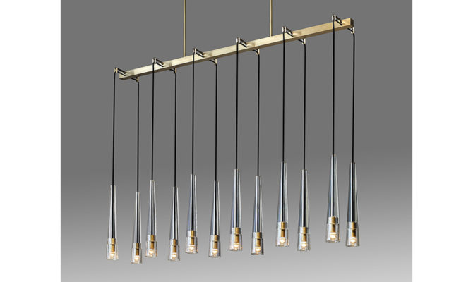 Apollinaire Linear Chandelier Product Image