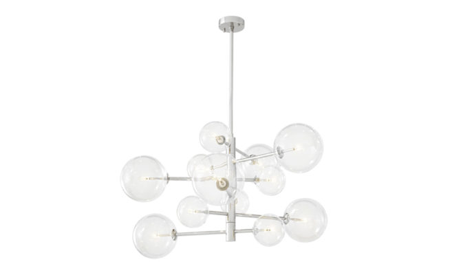 Argento Chandelier Small – Nickel Product Image