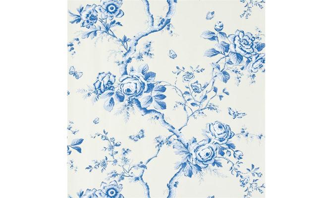 Ashfield Floral – Delft PRL027 01 Product Image