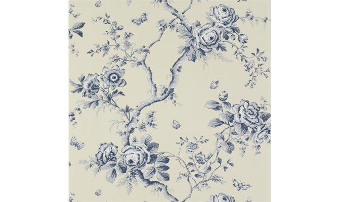 Ashfield Floral – Sapphire PRL027 05 Product Image