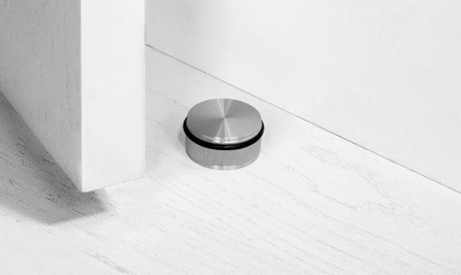 DOOR STOP / FLOOR / STEEL Product Image