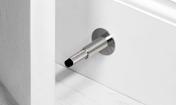 DOOR STOP / WALL / STEEL Product Image