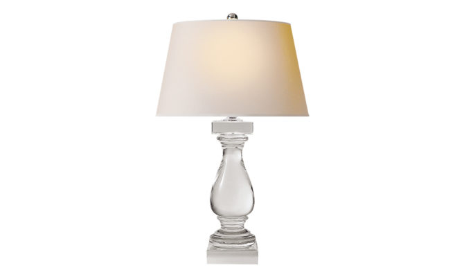 Balustrade Table Lamp Crystal Product Image