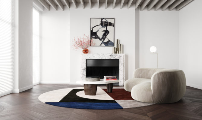 Bauhaus Pure Wool | RUG Product Image