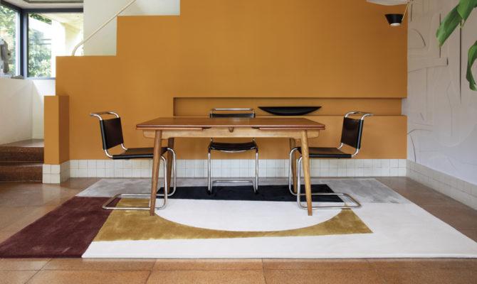 Bauhaus Wool Silk | RUG Product Image