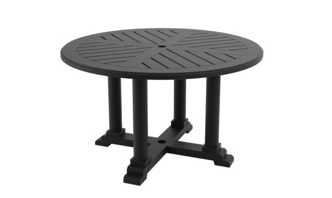 Bell Rive – Round Dining Table |130 cm Product Image