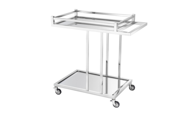 Beverly Hills Trolley – Stainless steel Product Image