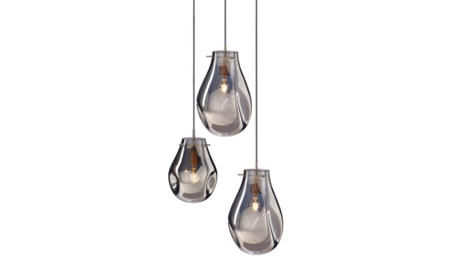 soap chandelier | 3 pcs – Silver Product Image