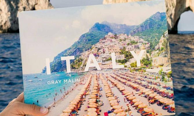 Italy – Gray Malin (book) Product Image