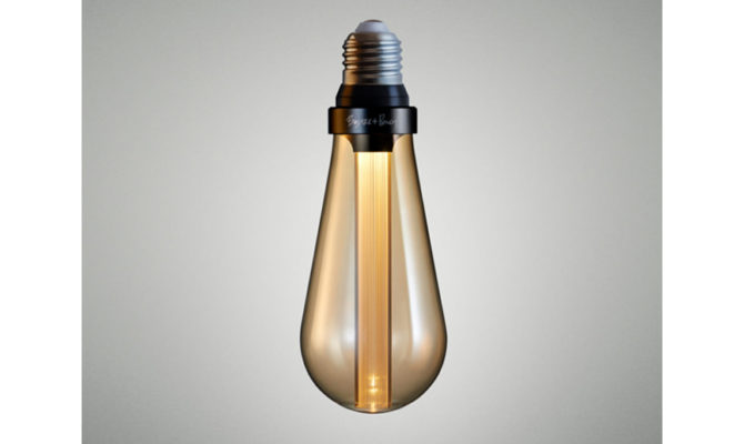 BUSTER BULB | GOLD – Dimmable Product Image