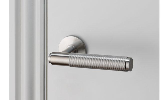 DOOR LEVER HANDLE / STEEL Product Image