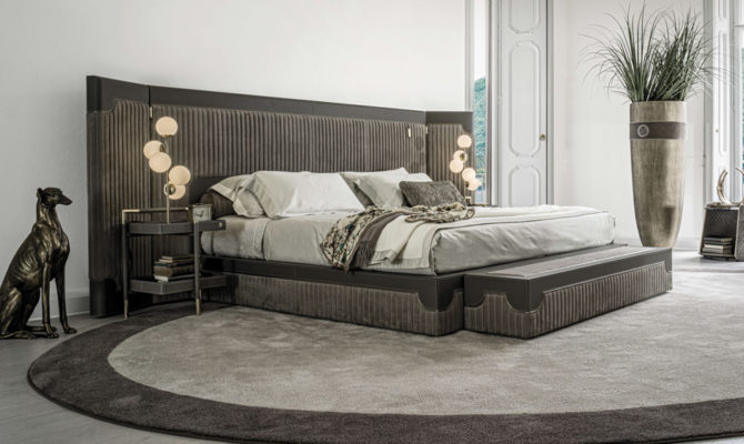 Capua Bed Product Image