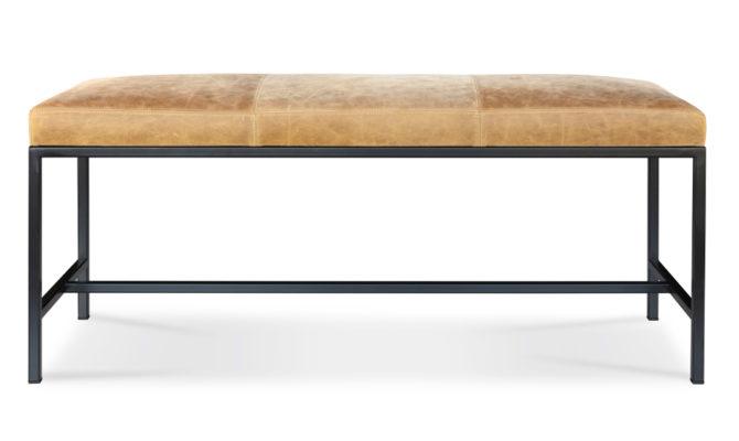 Chamonix Ottoman – plain top Product Image