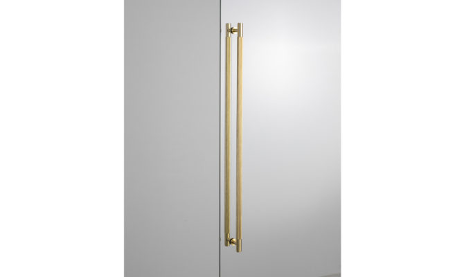 CLOSET BAR / DOUBLE-SIDED / BRASS Product Image