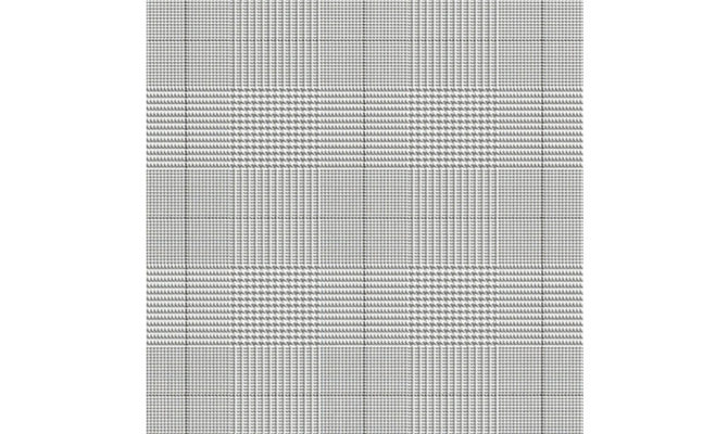 COLLECTION DRUMMOND HOUNDSTOOTH – PLATINUM LWP62721W Product Image