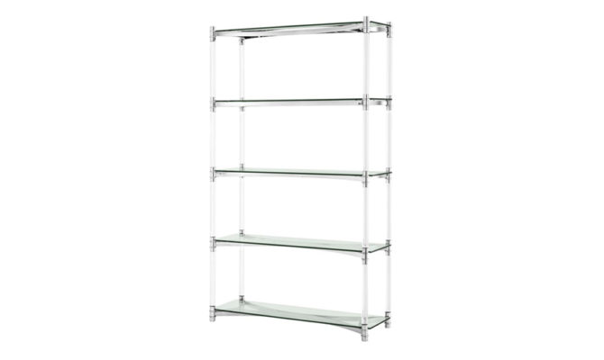 Trento Cabinet – Stainless steel Product Image