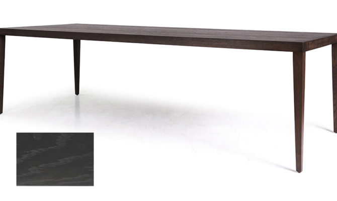 Canape Dining Table – Armani Grey Product Image