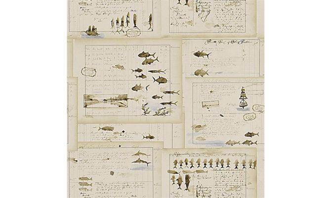 Captains Log Parchment PRL5025 02 Product Image