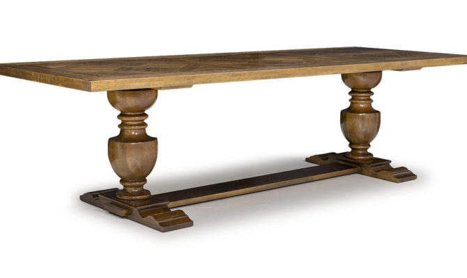Chalet Dining Table Product Image