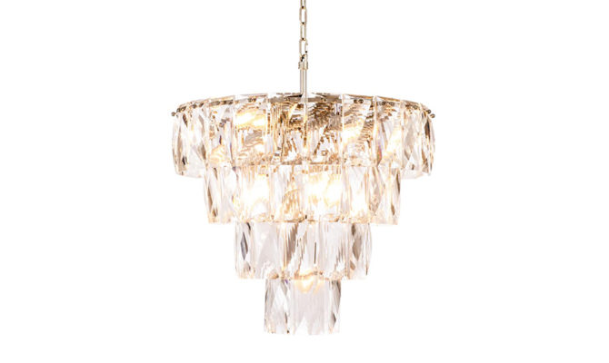 AMAZONE CHANDELIER – SMALL – crystal glass Product Image