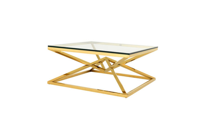 CONNOR COFFEE TABLE GOLD Product Image