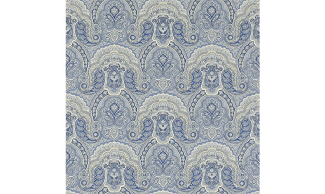 Crayford Paisley – Porcelain PRL034 01 Product Image
