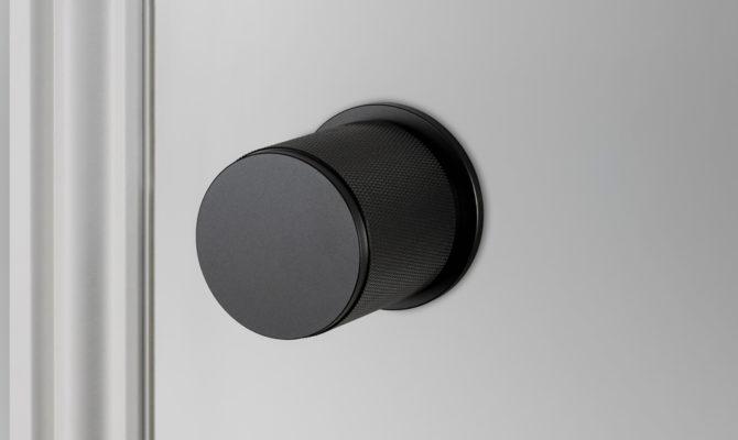 DOOR KNOB / BLACK Product Image