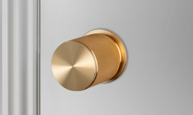 DOOR KNOB / BRASS Product Image
