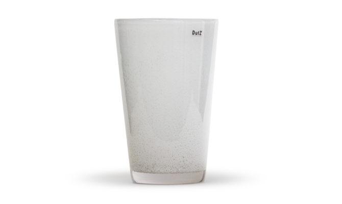 CONIC VASE BUBBLE WHITE Product Image