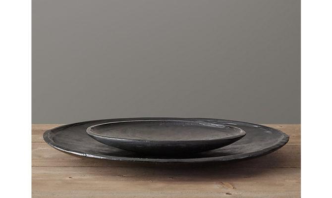 EBONIZED WOOD TRAY – SMALL Product Image