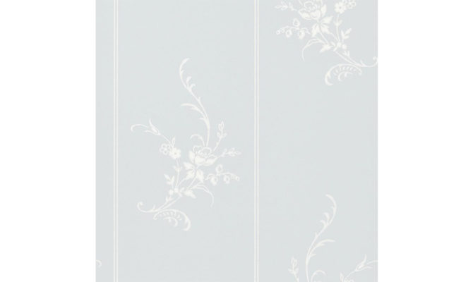 Elsinore Floral – Dove PRL056 06 Product Image