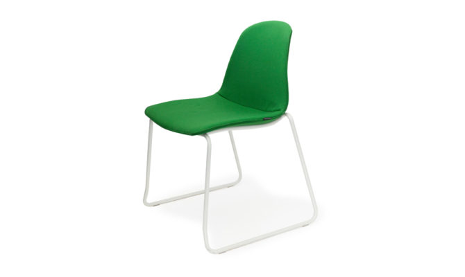Epoca Chair – Green Product Image