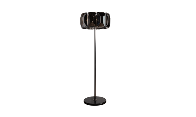 FACET CRYSTAL FLOOR LAMP Product Image