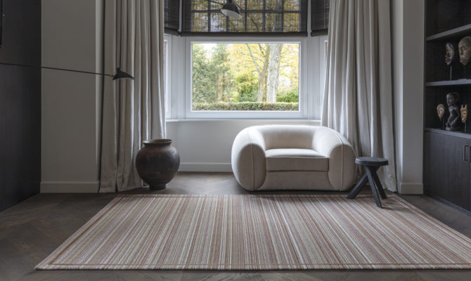 Fjord Stripes | RUG Product Image
